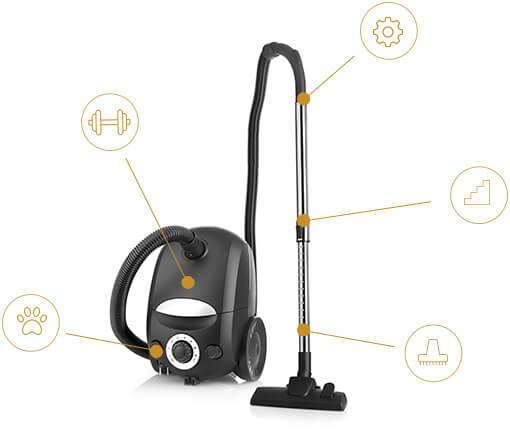 Vacuum properties